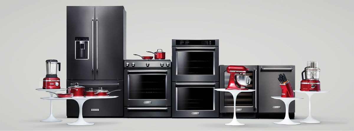 & Kitchen Appliances Designed to Bring More to the Table. | KitchenAid