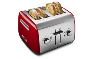slice automatic appliances kitchenaid kitchen apple toaster review cover line candy and tips pro red