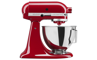 Candy Apple Red Pro Line® Series 7 Quart Bowl-Lift Stand Mixer ...
