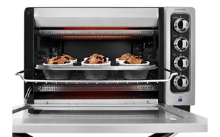Full Size Oven Performance