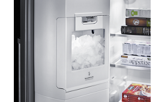20 Most Recent May Mfd2560hes Bottom Zer French Ions S Fixya Kitchenaid Ice Maker Leaking Water
