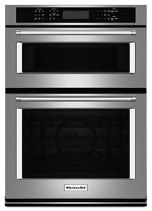 Stainless Steel 24 Built In Microwave Oven With 1000 Watt
