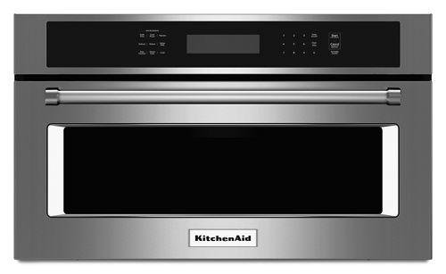 """Stainless Steel 30"""" Built In Microwave Oven with Convection Cooking KMBP100ESS 