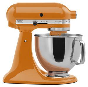 Tangerine Series 5 Quart Tilt Head Stand Mixer