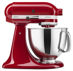 Discover the versatility of the stand mixer from KitchenAid.