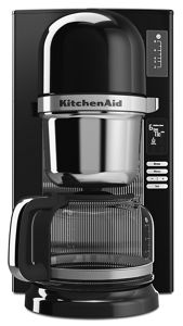 Enhance your morning brew with coffee makers from KitchenAid