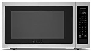 KitchenAid® Countertop Microwaves